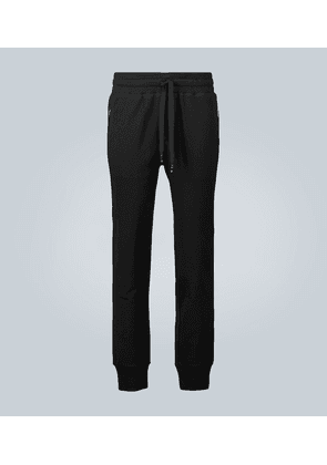 Relaxed fit sweatpants