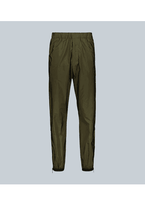 Exclusive to Mytheresa – tapered technical pants