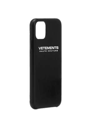 Leather iPhone 11 Pro Max case