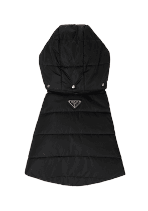 Re-Nylon quilted dog gilet