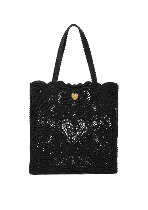 Beatrice lace tote