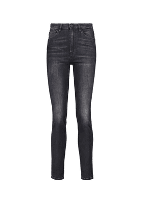 W3 Straight Authentic skinny jeans