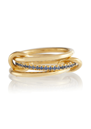 Exclusive to Mytheresa – Sonny 18kt yellow gold and sapphire ring