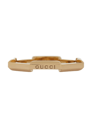 Link to Love 18kt gold ring