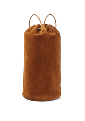 Massimo suede backpack