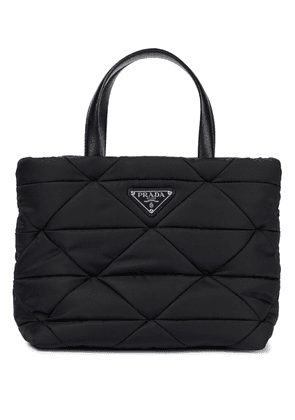 Re-Nylon Small padded tote