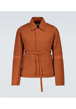 Quilted Skin jacket