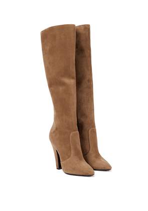 Kate 68 suede knee-high boots