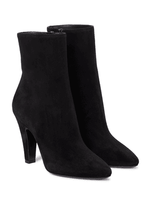 68 suede ankle boots