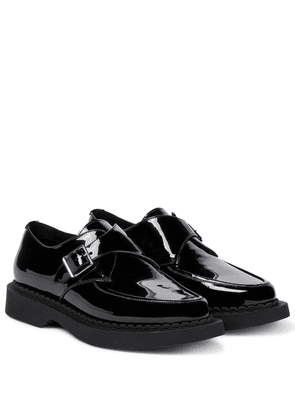 Teddy patent leather loafers
