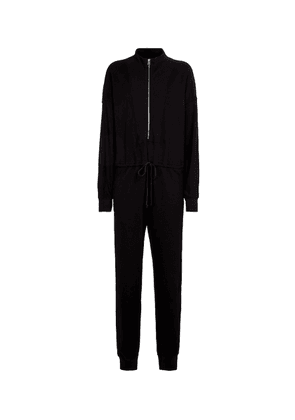 Harley zipped cotton jumpsuit
