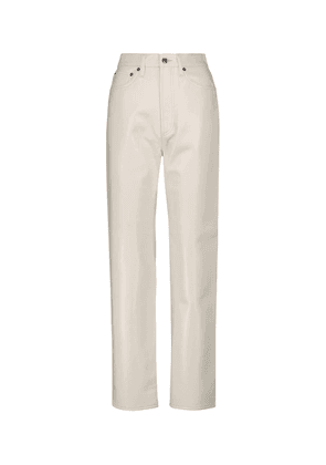 '90s Pinch high-rise straight jeans