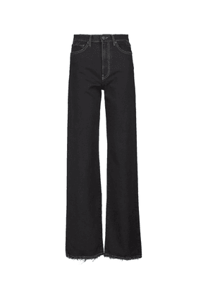 Kate Used cotton wide-leg jeans
