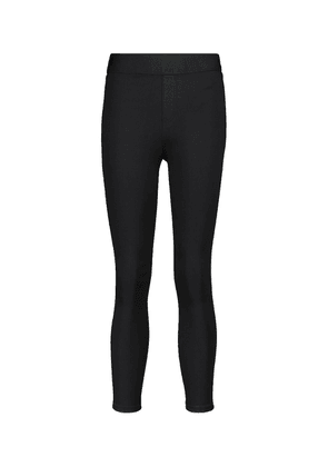 Blair high-rise cropped skinny jeans