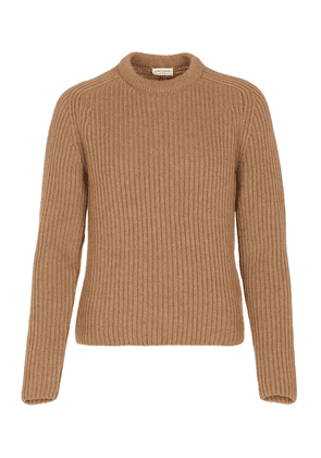 Exclusive to Mytheresa – Camel hair sweater