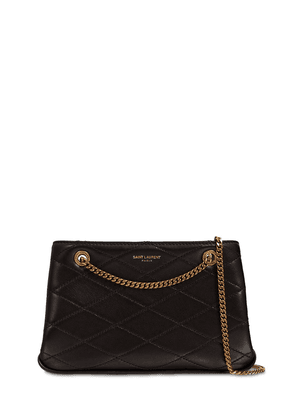 Small Chain Leather Bag