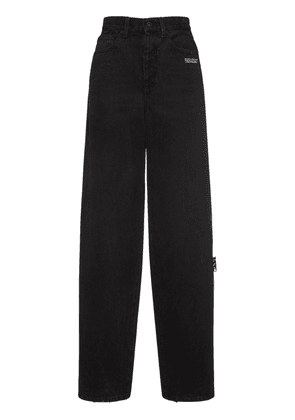 Baggy Straight Jeans