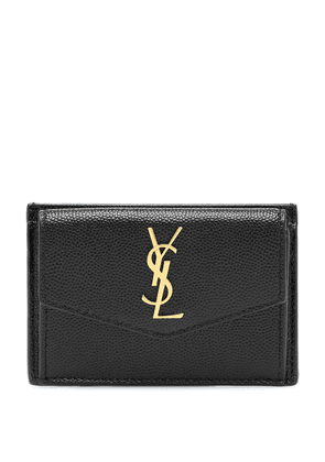 Uptown leather card case