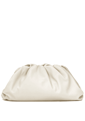 Pouch leather clutch