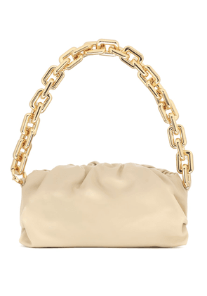 Chain Pouch leather bag