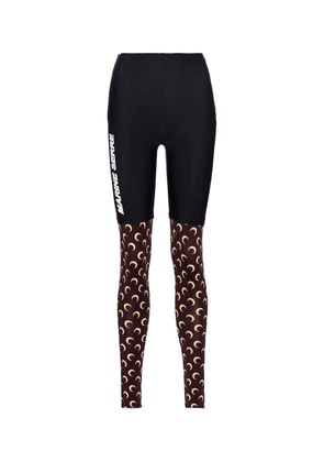 Exclusive to Mytheresa – Printed stretch-jersey leggings