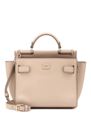 Sicily Small 62 leather tote