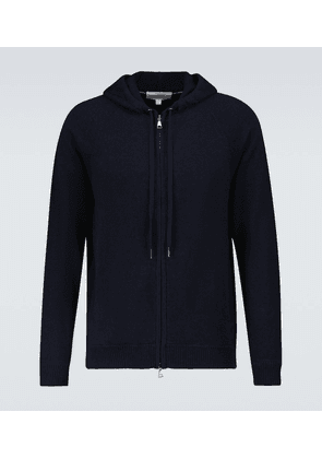 Finley 2 zipped cashmere sweater
