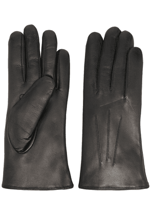 DENTS Ripley leather gloves - Black