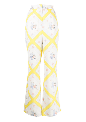 Alice McCall the sunset pants - Yellow