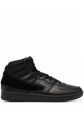 Fila ankle lace-up boots - Black