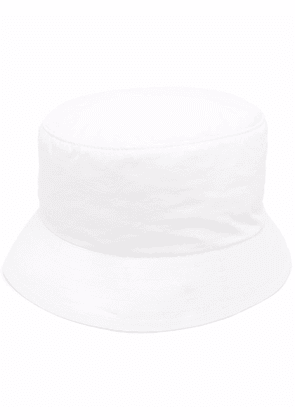 Craig Green solid-colour bucket hat - White