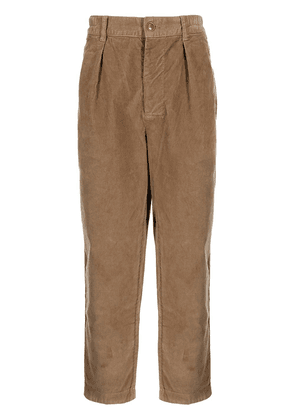 Barbour Frank tapered corduroy trousers - Brown