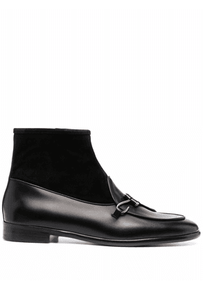 Edhen Milano zipped ankle boots - Black