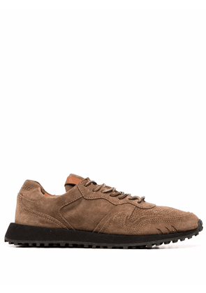 Buttero low-top trainers - Brown