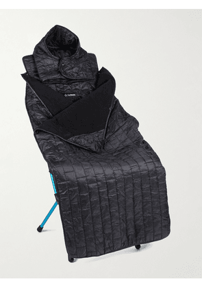 Helinox - Toasty Quilted Shell Camping Blanket - Men - Black