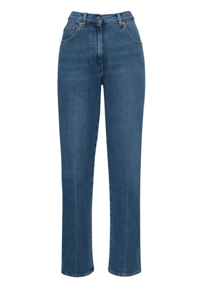 Denim Eco Bleached Straight Jeans