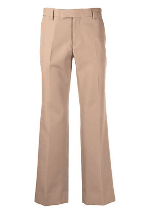 Gucci cropped tailored trousers - Neutrals