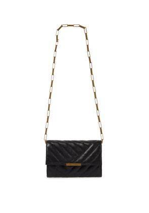 Devony quilted leather crossbody bag