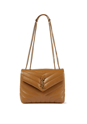 Loulou Small leather shoulder bag
