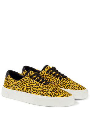 Venice printed canvas sneakers