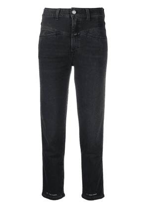 Closed Pedal Pusher stretch jeans - Grey