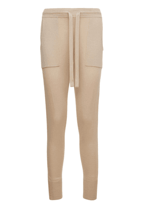 Ardent Chic Wool & Cashmere Pants