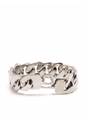 Off-White chain-link bracelet - Silver