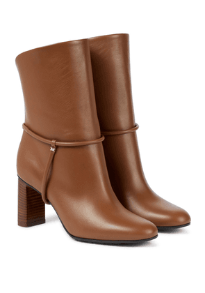 Arleen leather ankle boots