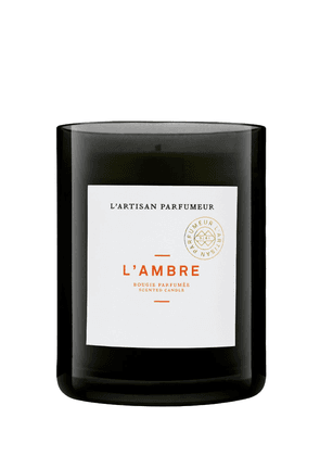 250gr Bougie Ambre Scented Candle