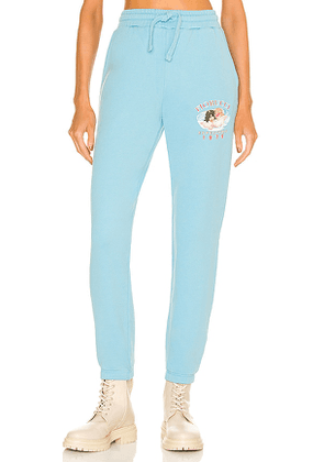 FIORUCCI Arctic Angels Jogger in Baby Blue. Size S, M, L.