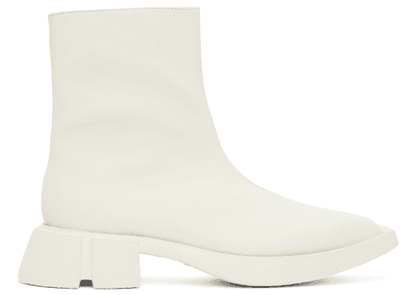 both Dion Lee Edition Gang Zip Boots