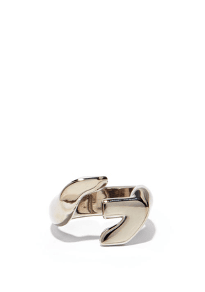 Givenchy - G Chain Ring - Mens - Silver