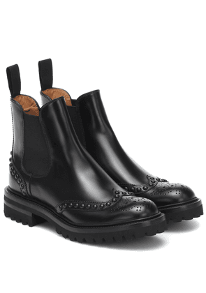 Elaine leather Chelsea boots