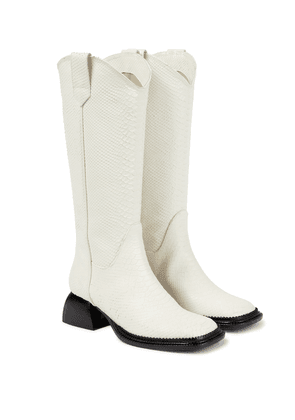 Bulla Jane leather knee-high boots